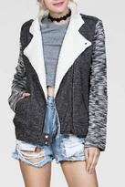 En Creme Ciara Knit Jacket