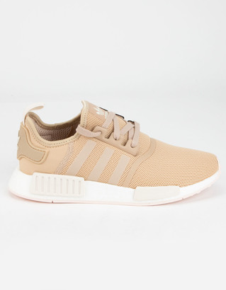 adidas NMD_R1 Womens Nude & White Shoes