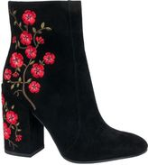 Catwalk Floral Embroidery Boot