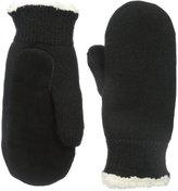 Isotoner Women's Knit Mitten Glove
