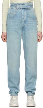 Etoile Isabel Marant Blue Gloria Jeans
