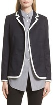 Rag & Bone Women's Redgrave Piped Blazer