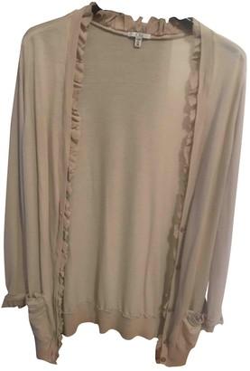 Clu Ecru Cotton Jacket for Women