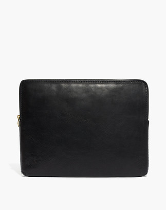 Madewell The Leather Laptop Case