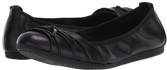 Børn Chelan (Black Full Grain Leather) Women's Flat Shoes