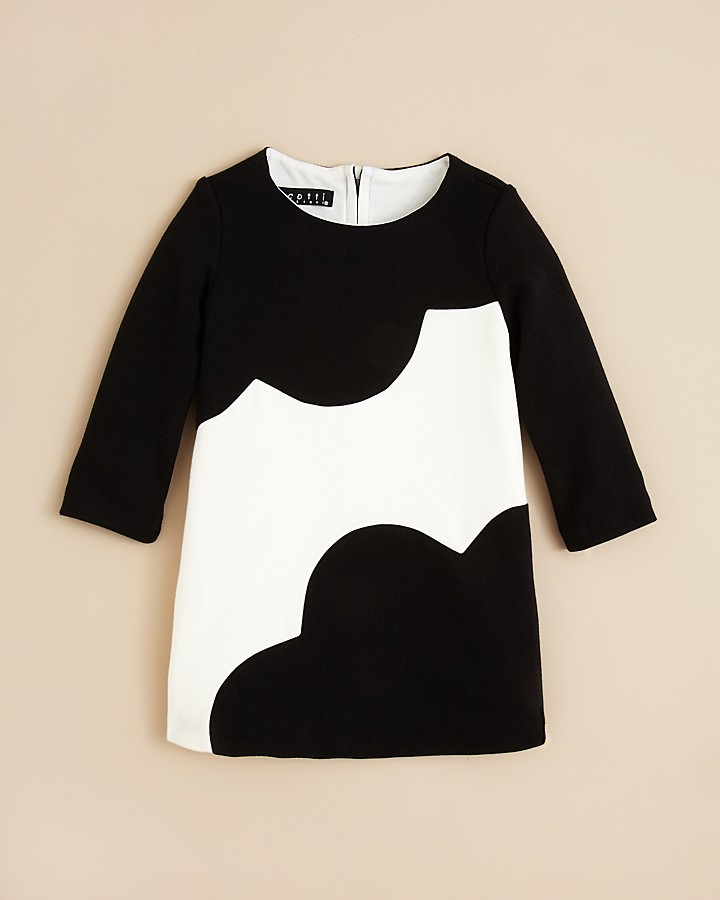 Biscotti Toddler Girls' Mod Squad Dress - Sizes 2T-4T