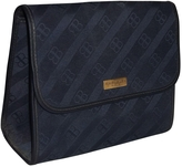 Balenciaga Clutch Bag In Coated Canvas And Leather