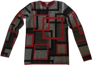 Loewe Grey Wool Knitwear for Women