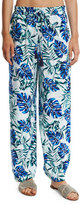 Tommy Bahama Fronds Floating Wide-Leg Pants