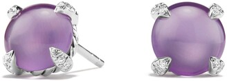 David Yurman Chatelaine(R) Stud Earrings with Gemstone & Diamond