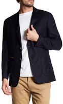 Peter Millar The Napoli Two Button Notch Lapel Wool Blazer