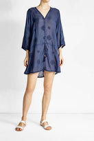 Melissa Odabash Embroidered Tunic