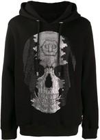 Philipp Plein skull sweat jacket