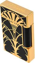 S.t. Dupont American Art Deco Ligne 2 Lighter