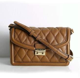 Vera Bradley Cognac Leather Tess