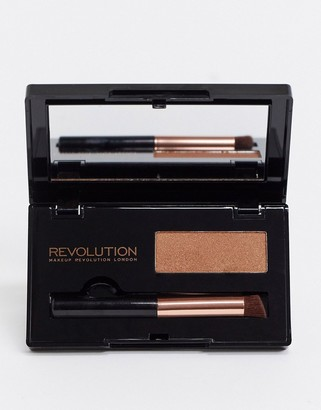 Revolution Hair Root Cover up - Light Brown
