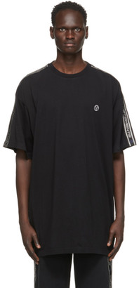 Vetements Black Tape Logo T-Shirt