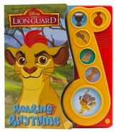 Little Music Note Book: Lion Guard