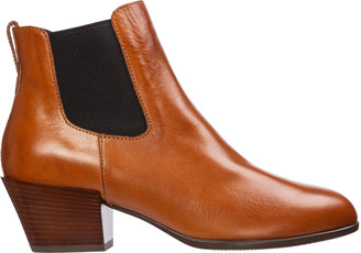 Hogan H449 Heeled Ankle Boots
