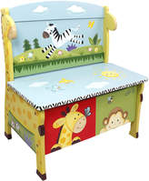 Fantasy Fields Sunny Safari Storage Bench