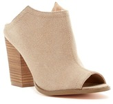 Restricted West Bay Heeled Mule