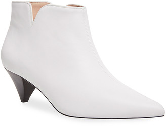 Kate Spade Raelyn Leather Ankle Booties