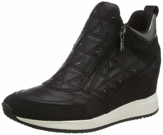 Geox Women's D NYDAME D Low-Top Sneakers