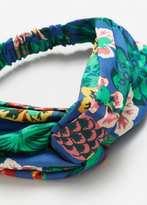 MANGO Printed Headband