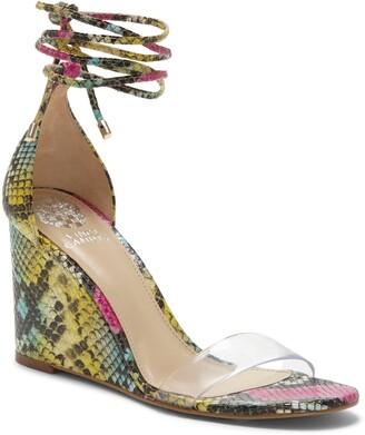 Vince Camuto Stassia Wraparound Wedge Sandal