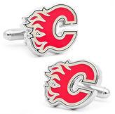 Cufflinks Inc. Calgary Flames Cufflinks