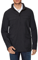Armani Collezioni Detachable Hood Jacket
