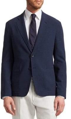 Giorgio Armani Classic Suit Coat