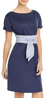 Max Mara Borneo Wrap-Belt Dress