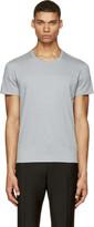 Calvin Klein Collection Grey Mesh T-shirt