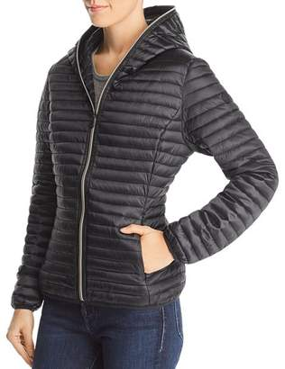Save The Duck Synthesized Packable Short Puffer Coat