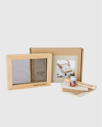 Poppy & Daisy - Activity Kits - Handmade Paper Kit - Size One Size, One size at The Iconic
