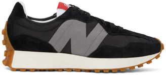 New Balance Black Kawhi Leonard Edition Seismic Moment 327 Sneakers