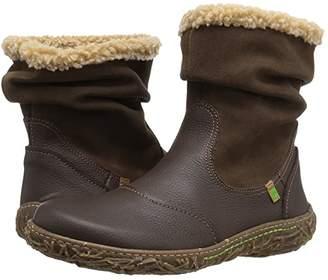 El Naturalista Nido N758 (Brown) Women's Shoes