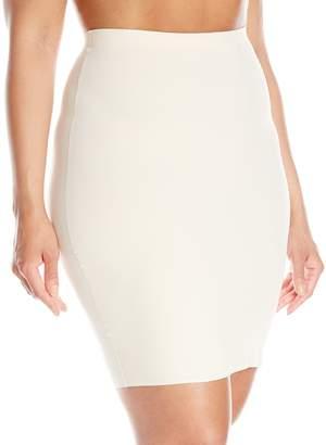 Yummie by Heather Thomson Yummie By Heather Thompson Women's Plus-Size Yulia Basic Layers Skirt Shaping Slip