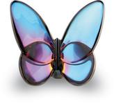 Baccarat Lucky Butterfly, Blue Iridescent