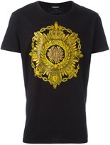 Balmain Men's W6hj601i006o176 Cotton T-Shirt