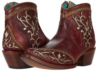 Corral Boots A3930 (Red) Women's Shoes