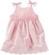 Osh Kosh Dress (Baby) - Stripe - 24 Months