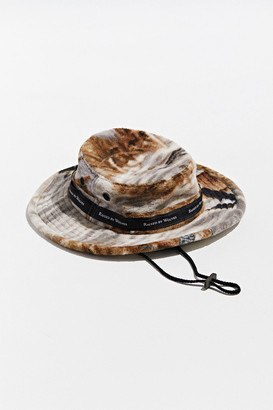 Raised By Wolves Camo Boonie Hat