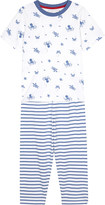 The Little White Company Under the sea cotton pyjamas 1-6 years