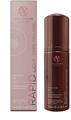 Vita Liberata Rapid 4-7 Day Tan Mousse 100Ml