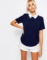 Fashion Union 2 In 1 Short Sleeve Shirt