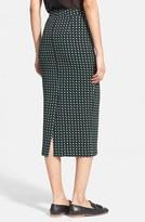 A.L.C. 'Bell' Print Skirt