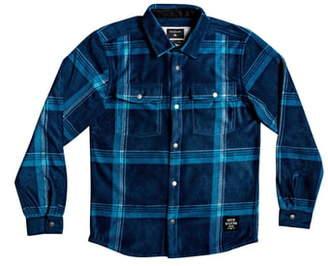 Quiksilver Surf Days Plaid Shirt