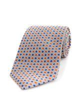 Thomas Pink Pasmore Square Geo Woven Tie